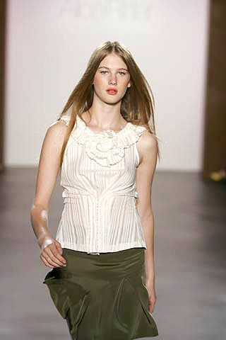 Alice Ritter Spring 2007 Ready-to-wear Collections 0001
