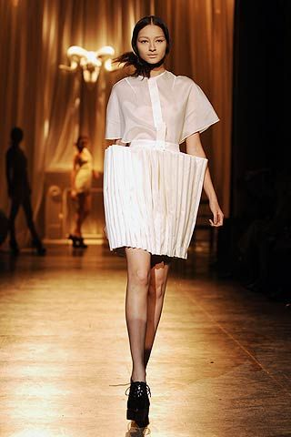 Francesco Scognamiglio Spring 2007 Ready-to-wear Collections 0001