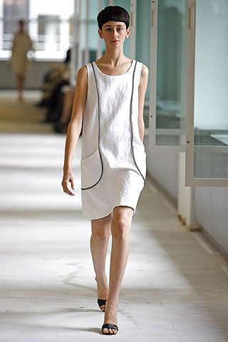 Yeohlee Spring 2007 Ready-to-wear Collections 0001