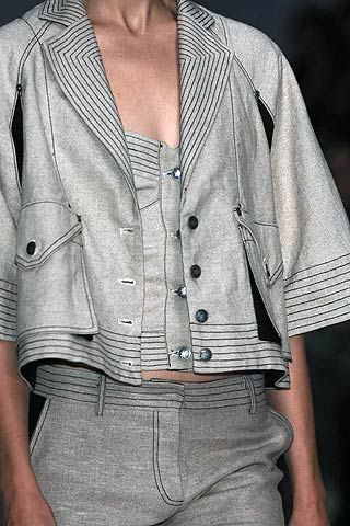 Emma Cook Spring 2007 Ready-to-wear Detail 0001