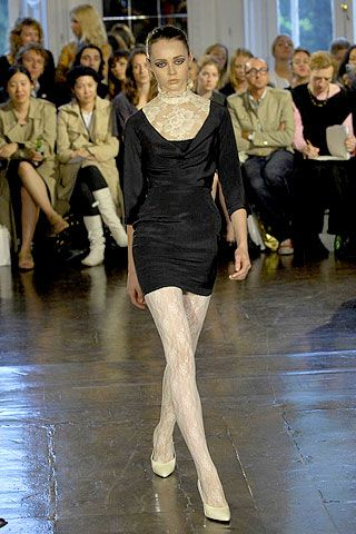 Erdem Spring 2007 Ready-to-wear Collections 0001