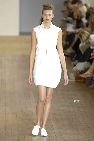 Jonathan Saunders Spring 2007 Ready-to-wear Collections 0001