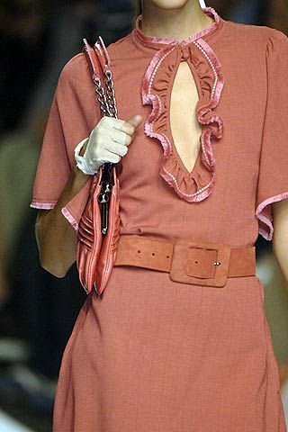 Kristina Ti Spring 2007 Ready-to-wear Detail 0001