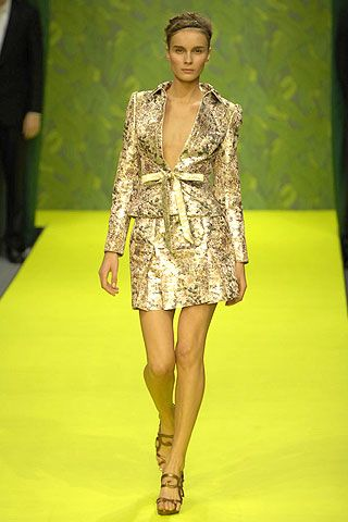 Ashley Isham Spring 2007 Ready-to-wear Collections 0001
