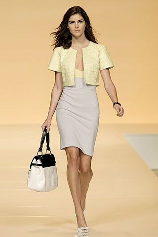 Salvatore Ferragamo Spring 2007 Ready-to-wear Collections 0001