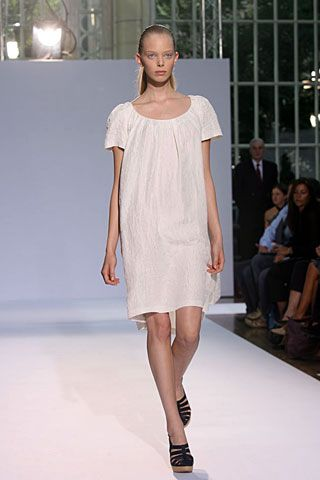 Nicole Farhi Spring 2007 Ready-to-wear Collections 0001