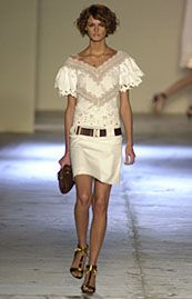 Chloe Spring 2002 Ready-to-Wear Collection 0001