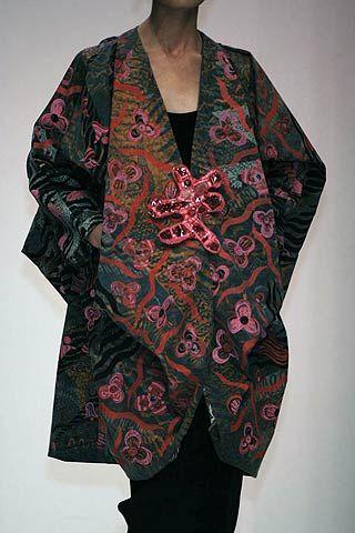Zandra Rhodes Spring 2007 Ready-to-wear Detail 0001