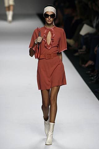 Kristina Ti Spring 2007 Ready-to-wear Collections 0001