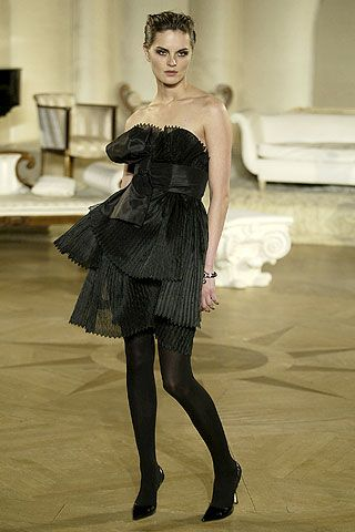 Marchesa Fall 2006 Ready-to-Wear Collections 0001