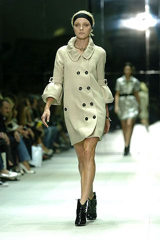 Burberry Prorsum Spring 2007 Ready-to-wear Collections 0001