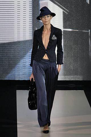 Giorgio Armani Spring 2007 Ready-to-wear Collections 0001
