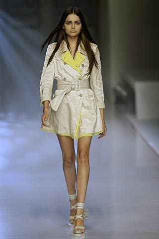C-N-C Costume National Spring 2007 Ready-to-wear Collections 0001