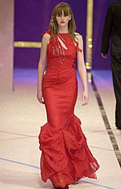 Christian Lacroix Spring 2002 Ready-to-Wear Collection 0001