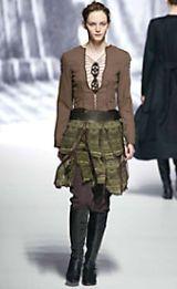 Sophia Kokosalaki Fall 2002 Ready-to-Wear Collection 0002