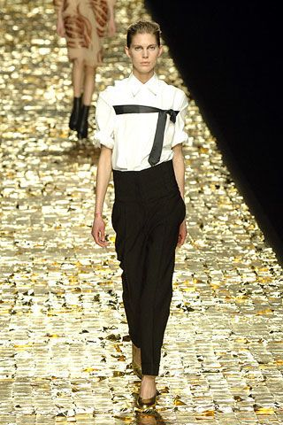 Dries Van Noten Fall 2006 Ready-to-Wear Collections 0002