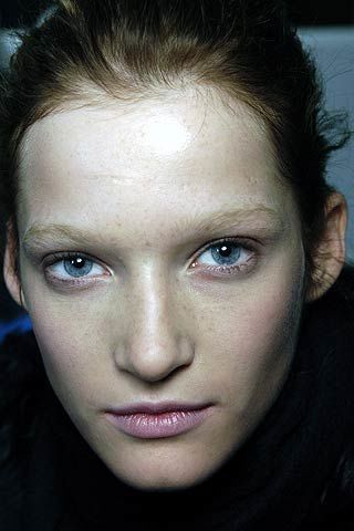 Peter Som Fall 2006 Ready-to-Wear Backstage 0002