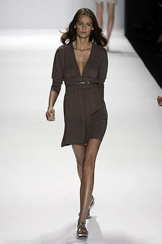 Bill Blass Spring 2007 Ready-to-wear Collections 0003