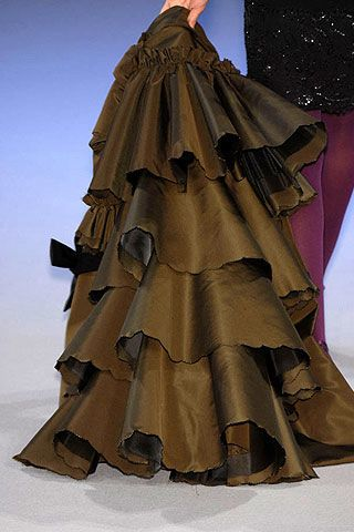 Christian Lacroix Fall 2006 Haute Couture Detail 0003
