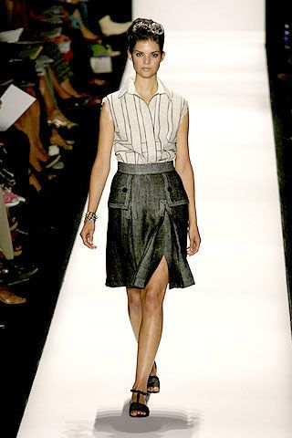 Carolina Herrera Spring 2007 Ready-to-wear Collections 0002