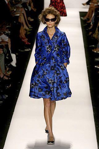 Oscar De La Renta Spring 2007 Ready-to-wear Collections 0003