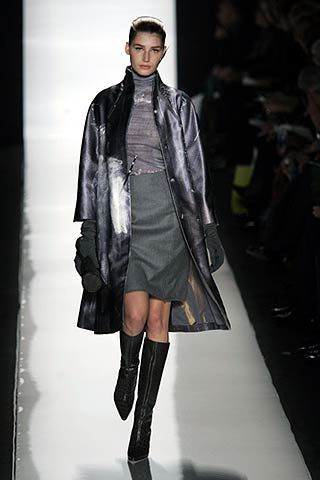 Chado Ralph Rucci Fall 2006 Ready-to-Wear Collections 0002
