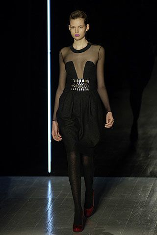 Donna Karan Fall 2006 Ready-to-Wear Collections 0002