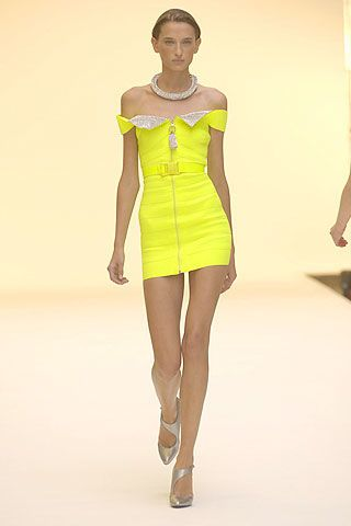 Cristopher Kane Spring 2007 Ready-to-wear Collections 0002