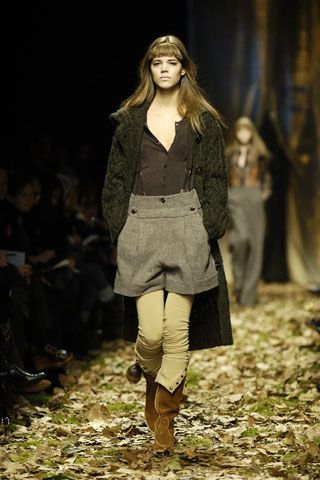 Sportmax Fall 2006 Ready-to-Wear Collections 0002