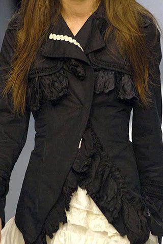 John Rocha Spring 2007 Ready-to-wear Detail 0003