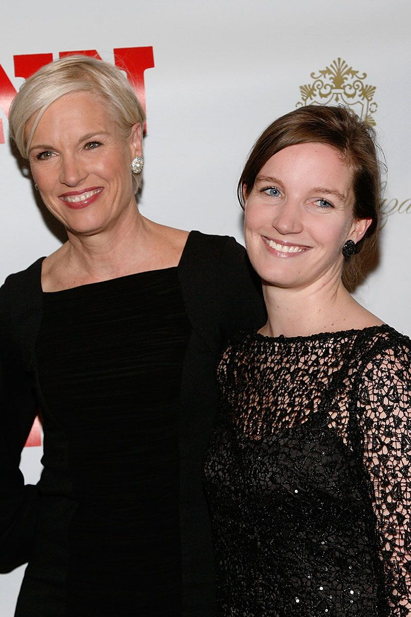 cecile richards and lily adams interview - advice from mothers and