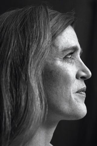 Can Samantha Power, the United States' Youngest-Ever Ambassador to the United Nations, Live Up to Her Own Ideals?