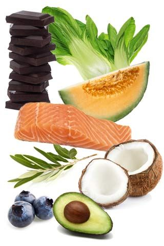 Wrinkle prevention foods