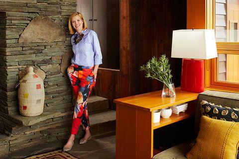 Flowerpot, Houseplant, Interior design, Bag, Lamp, Brick, Pajamas, sweatpant, Active pants, Vase,