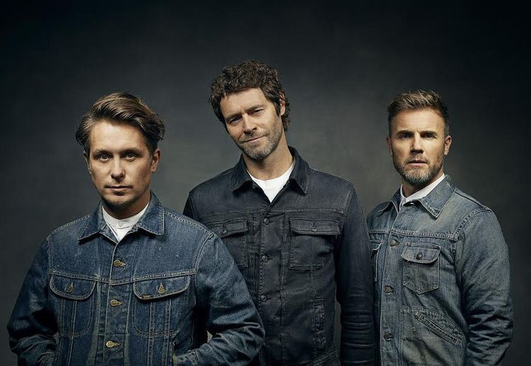 Take That in concerto a Milano e Robbie Williams va allo Sziget