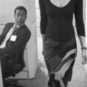 White, Black, Black-and-white, Monochrome, Monochrome photography, Design, Pattern, Line, Photography, Room,