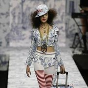 Jean-Charles de Castelbajac Spring 2007 Ready-to-wear Collections 0001