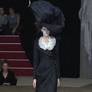 Alexander McQueen Spring 2007 Ready-to-wear Collections 0001