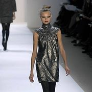 Monique Lhuillier Fall 2007 Ready-to-wear Collections - 001
