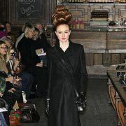 Clothing, Footwear, Leg, Outerwear, Dress, Coat, Style, Fashion accessory, Formal wear, Fashion,