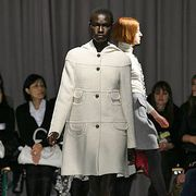 Martin Grant Fall 2007 Ready-to-wear Collections - 001