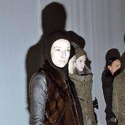 Owens Fall 2007 Ready-to-wear Backstage - 001