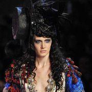 Christian Lacroix Fall 2007 Haute Couture Detail - 002