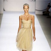 Monique Lhuillier Spring 2008 Ready-to-wear Collections - 001