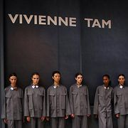 Vivienne Tam Spring 2008 Ready-to-wear Collections - 001