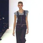 BCBG Fall 2003 Ready-to-Wear Collections 0001