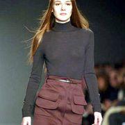 Calvin Klein Fall 2003 Ready-to-Wear Detail 0001