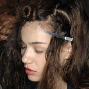 Sinha-Stanic Spring 2008 Ready-to-wear Backstage - 001
