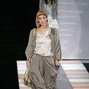 Giorgio Armani Spring 2008 Ready-to-wear Collections - 001