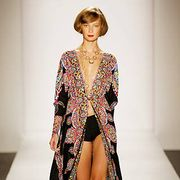 Naeem Khan Spring 2008 Ready-to-wear Collections - 001